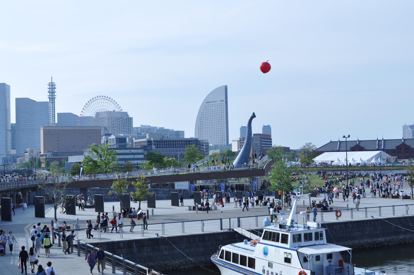 【GWおすすめ】ドラマ「世界一難しい恋」と横浜市がタイアップ観光キャンペーン開催