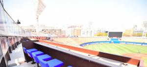 横浜スタジアム スカイバーカウンター