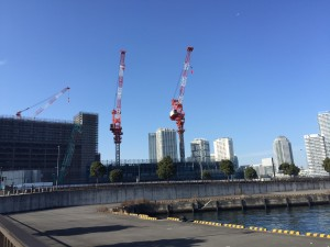 みなとみらいブルーハーバータワー 横浜