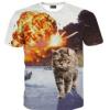 [おすすめ]amazonで購入できる 猫Tシャツが面白すぎると話題に