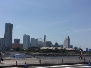 横浜みなとみらい ブルーハーバー ブランズタワー