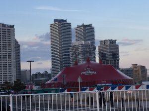 横浜みなとみらいサーカス