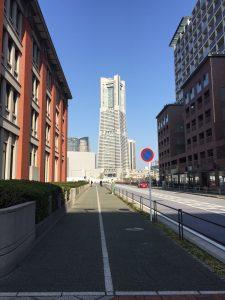 横浜みなとみらいランドマークタワー